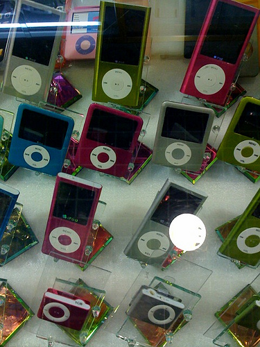 Fake ipods in xiushui