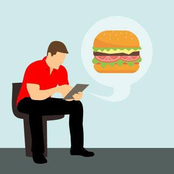 美国人怎么吃饭?讲讲外卖、送菜、方便菜
