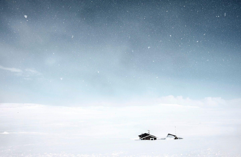 The Snow Theme