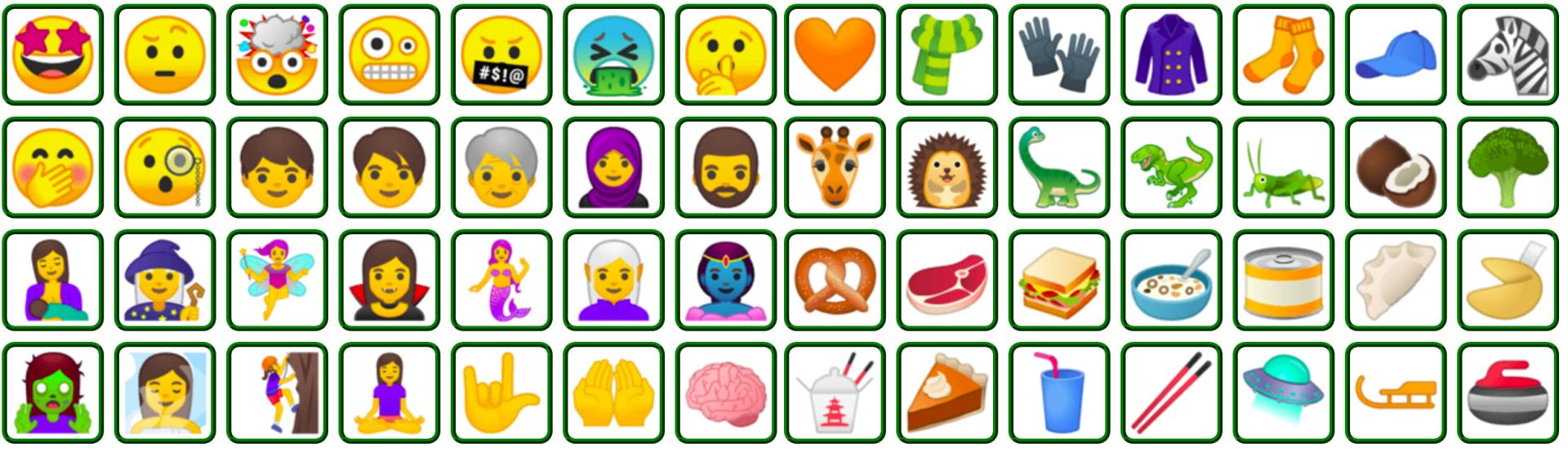 Unicode®Standard 10.0版发布!