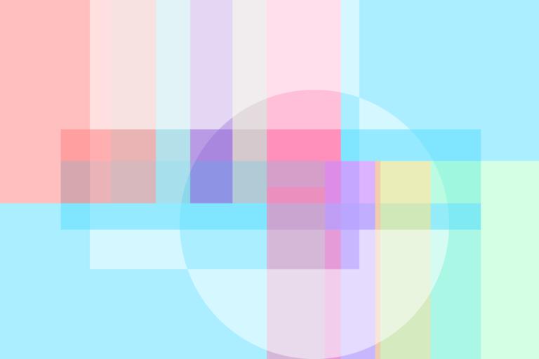 方圆之间 · 字缘新颜