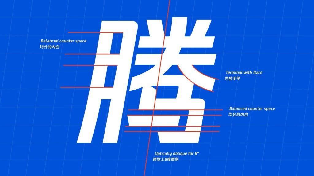 腾讯字体——腾讯以新品牌识别与字体拓展国际业务