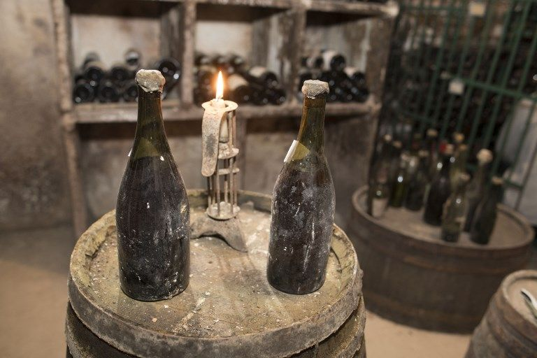 乾隆年间的法国葡萄酒有多贵?