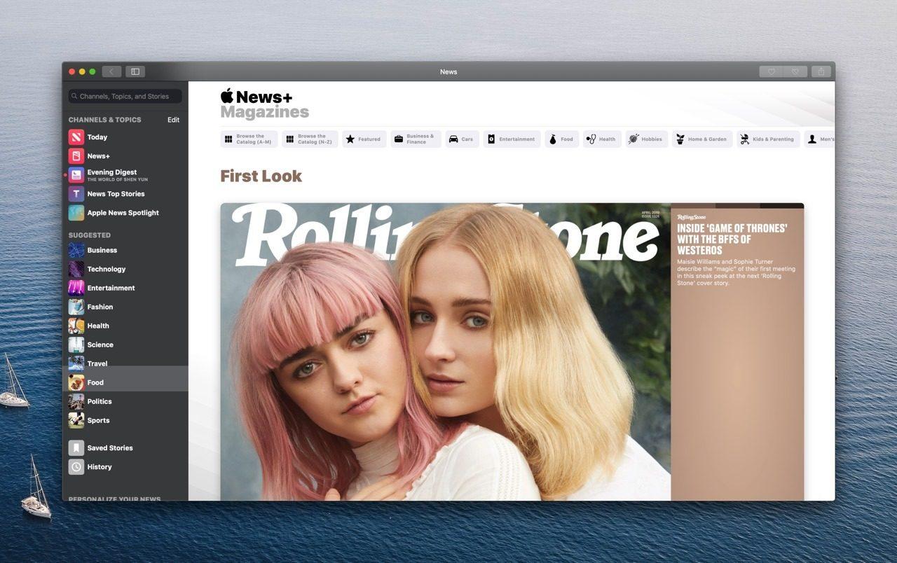 如何在大陆使用 Apple News