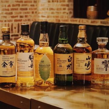 了解日本威士忌