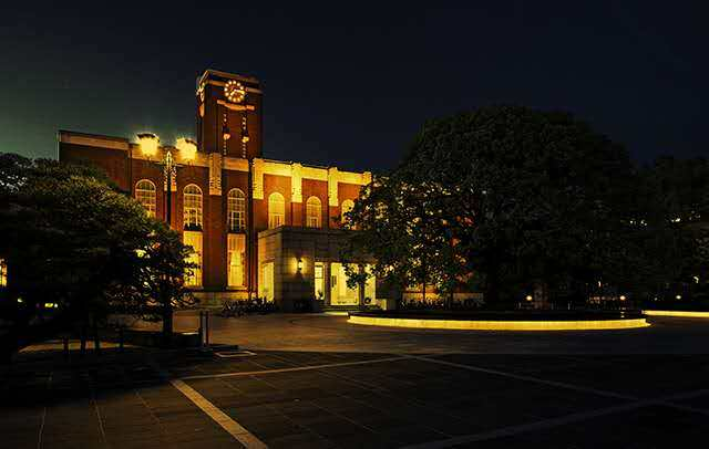 京都大学夜景
