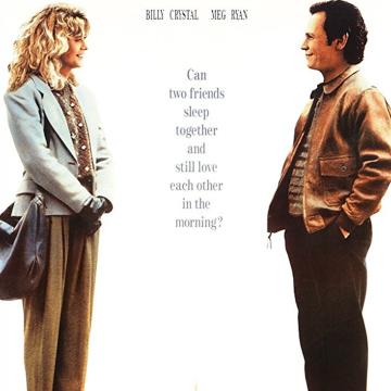 无奇26:《当哈利遇上莎莉》| 当我们谈论爱情时我们在谈论什么?