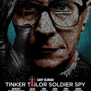 无奇01: 《锅匠,裁缝,士兵,间谍》| 老间谍与新冷战
