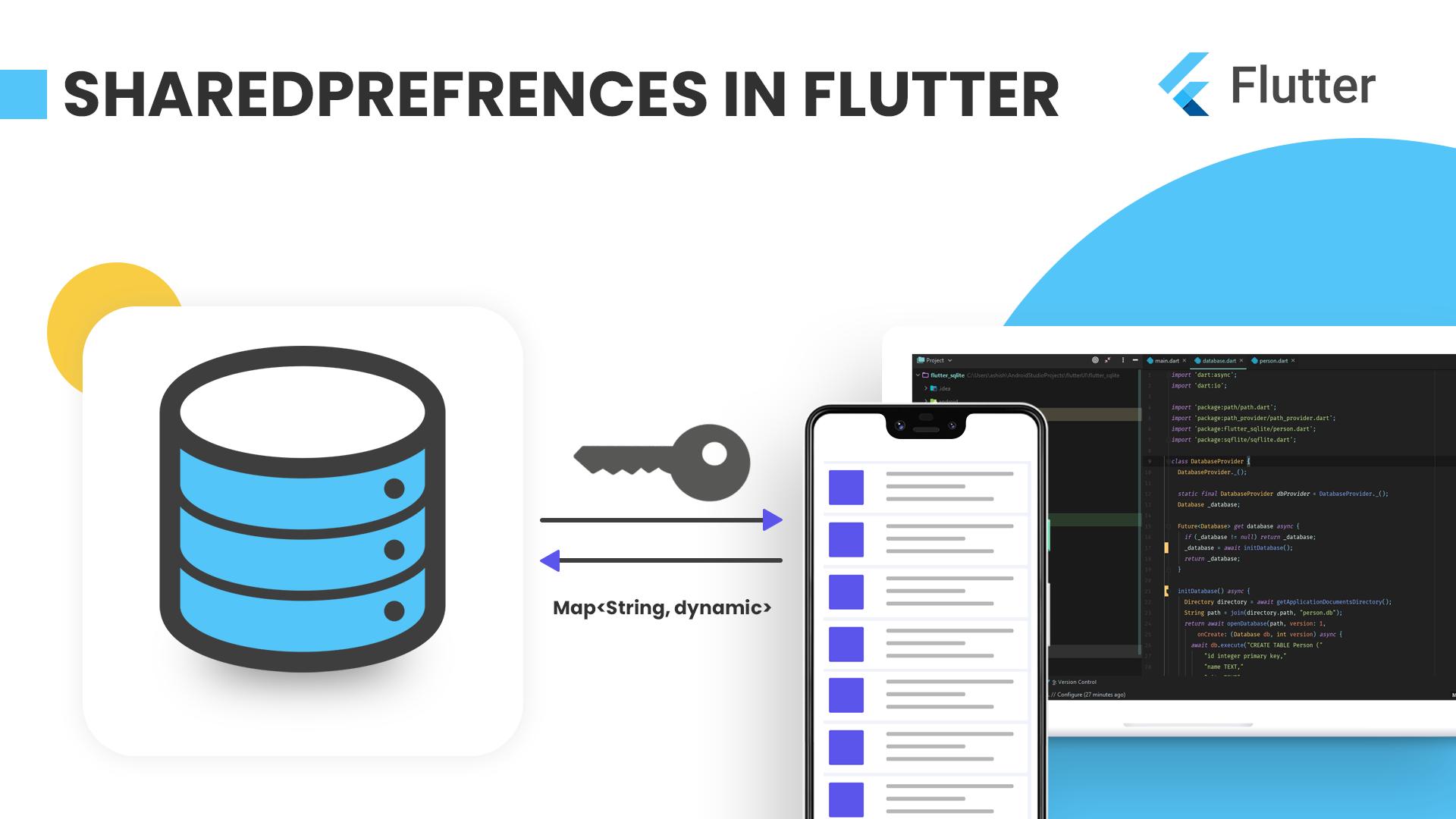 原生应用集成 Flutter SharedPreferences  的正确姿势