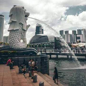 Ep 26. 和 xintao 聊聊新加坡的工作与生活