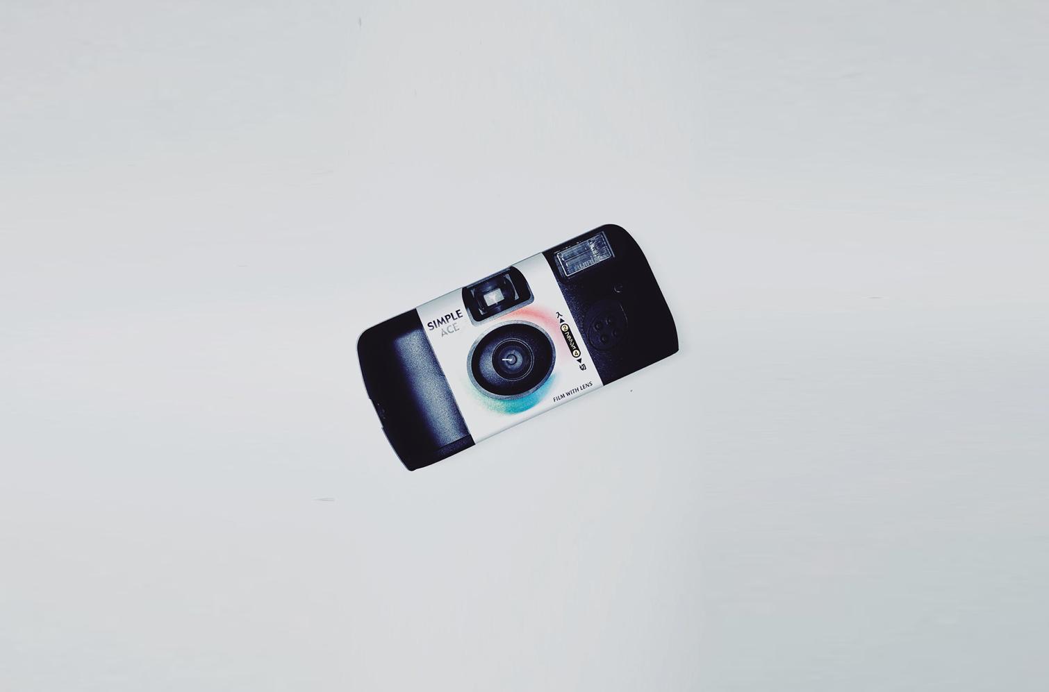 📷 FUJI XTRA 400 一次性相机试拍