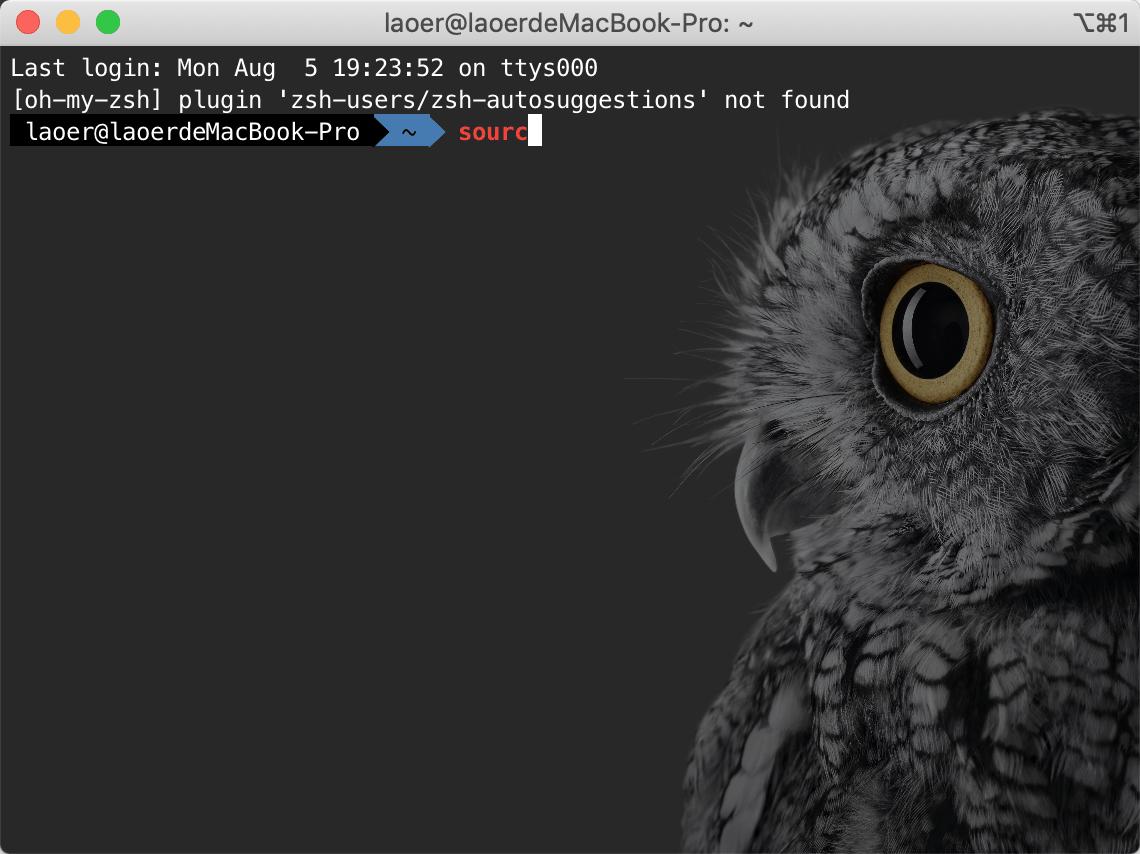 iTerm2 + Oh My Zsh 打造舒适的 Mac终端体验