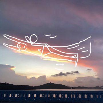 021. 【海螺壳】夏日拍云大赛开始了,一起来追晚霞吧