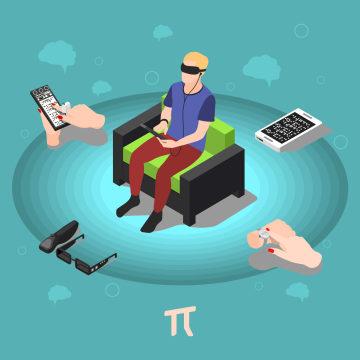 视障者不仅会玩手机,而且还能「看」爱奇艺