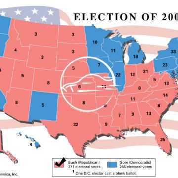 023-回看2000年美国大选的诉讼纠纷|布什诉戈尔案