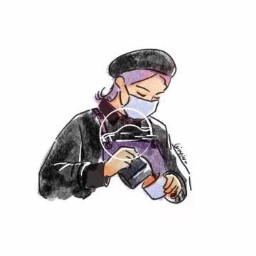 【劳动是人的社会属性】-03 眼睛里有光的咖啡师 Yuki