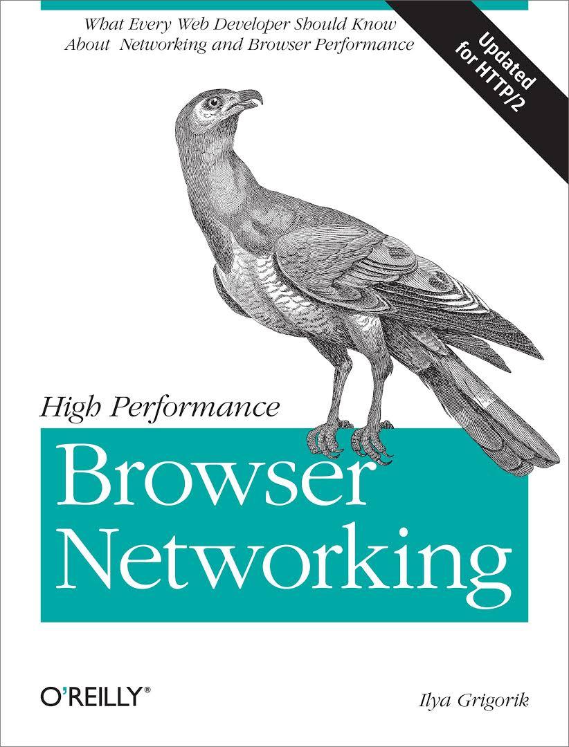 Web 性能权威指南 Cover