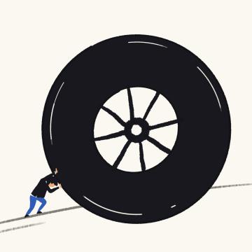 #77:踹车轮:疫情下的互联网人