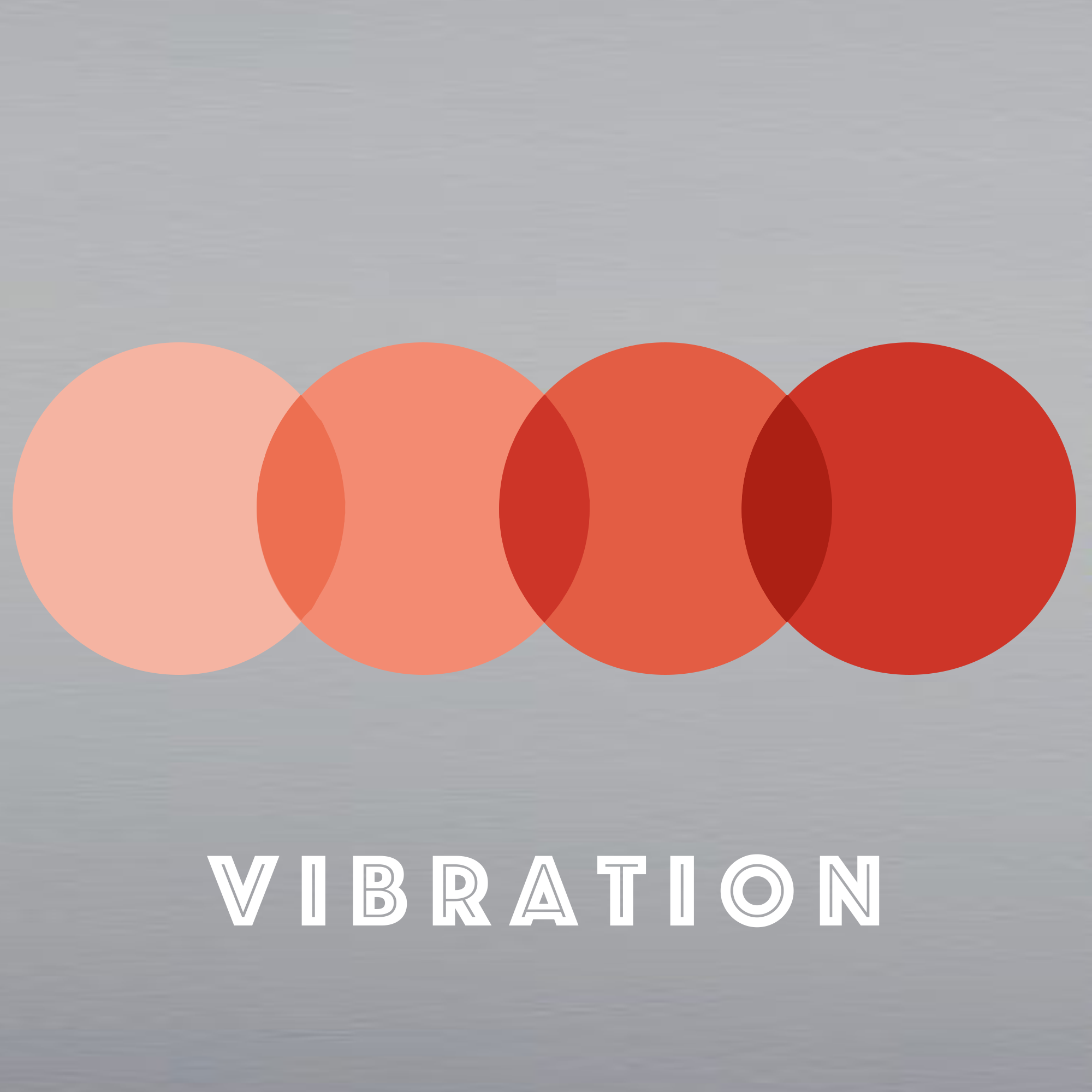 Vibration 歪波音室 Logo